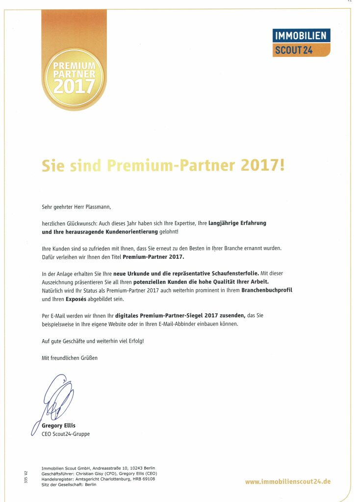 UBC - Premiumpartner 2017